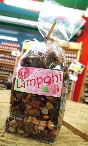 Infuso Lamponi 100g