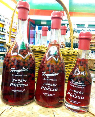 Liquore fragoline di bosco 50CL